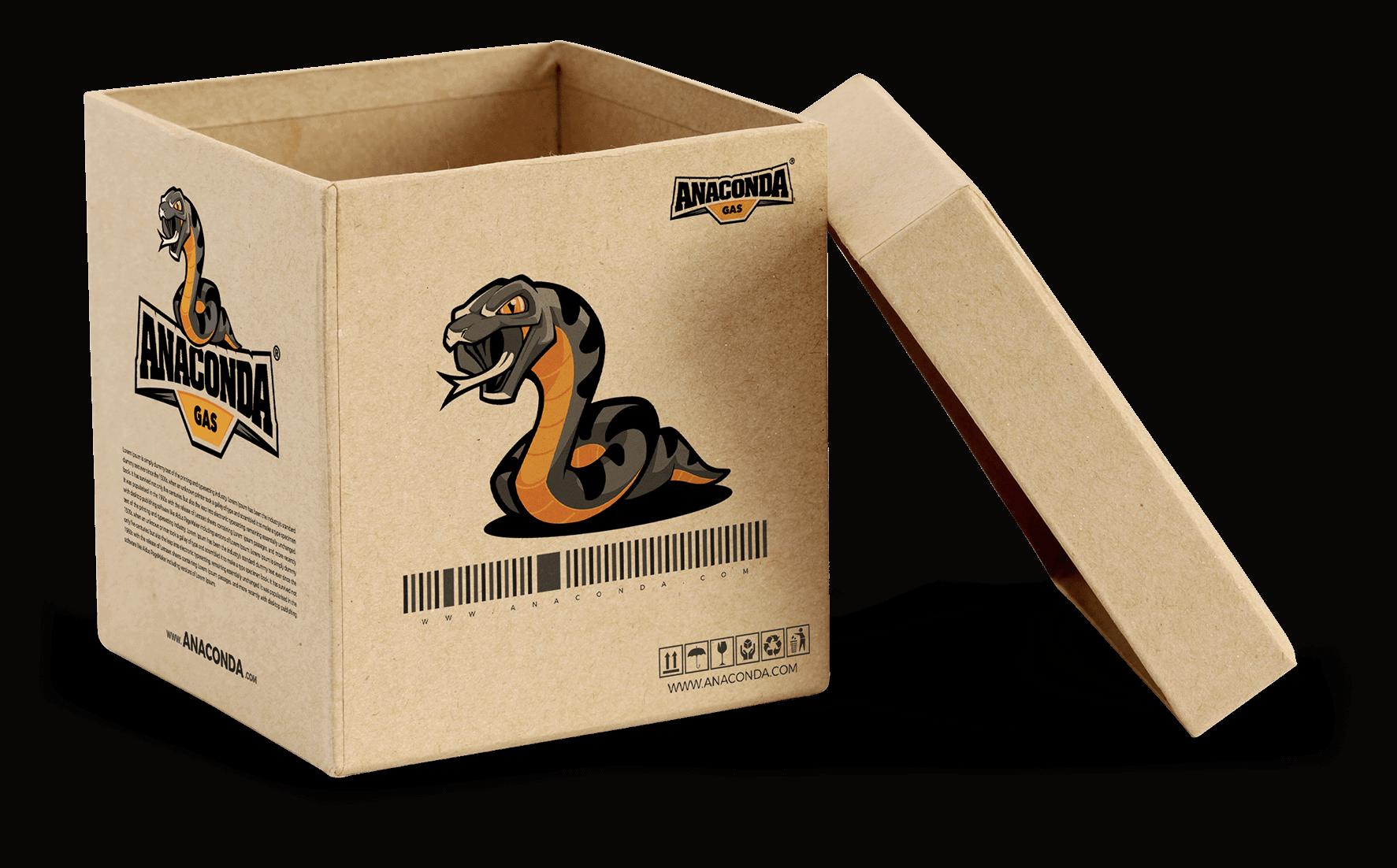 cardboard logo design
