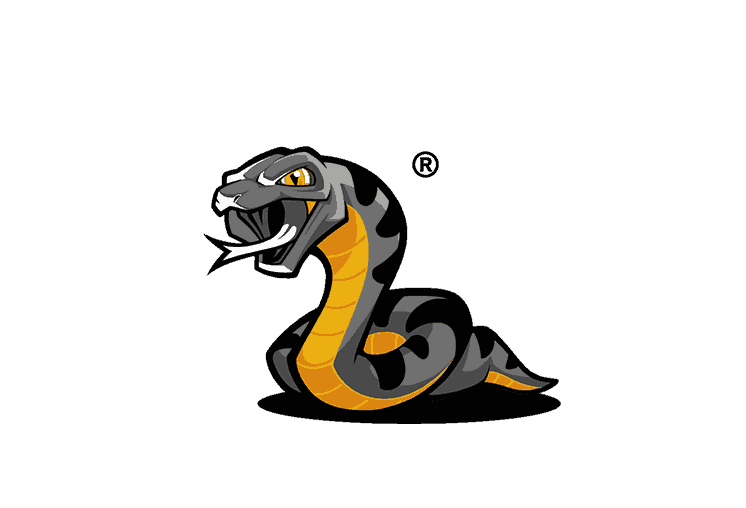anaconda gas mascot design