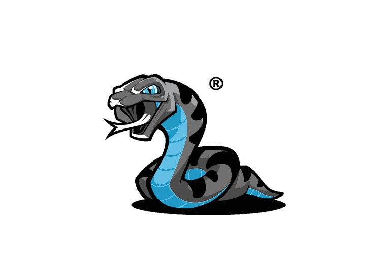 anaconda mascot design