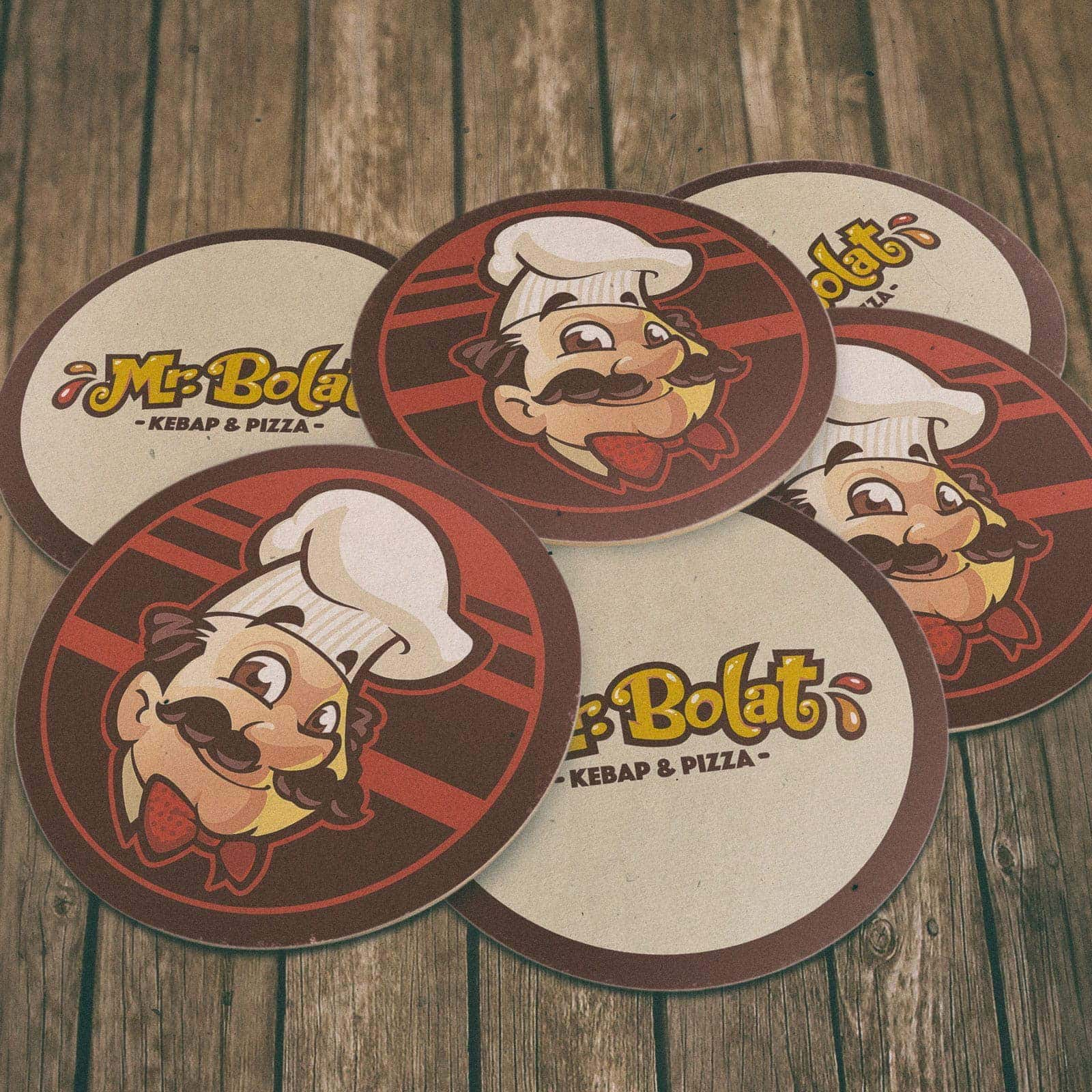 coaster logo design