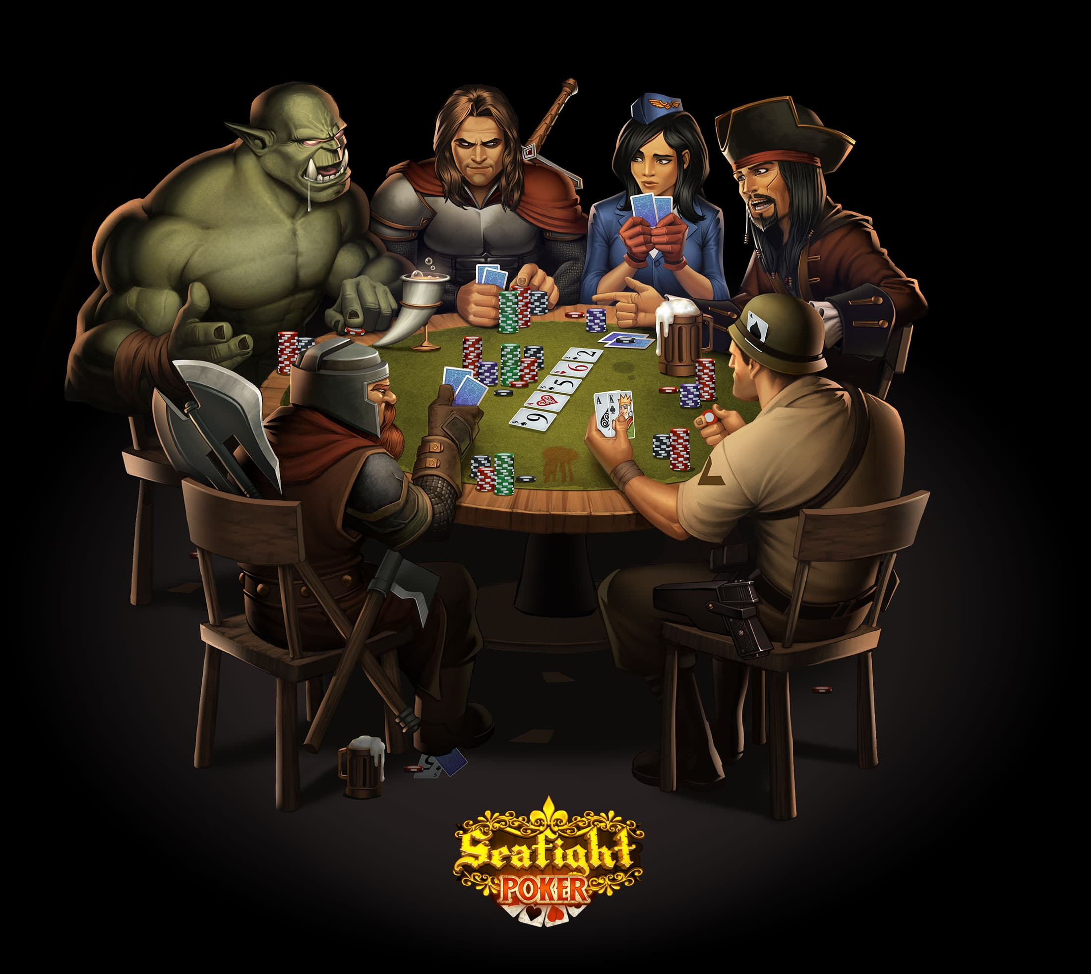 poker illustration