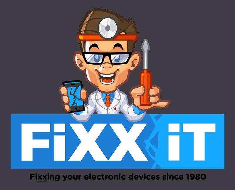 mascot logo design fixxit