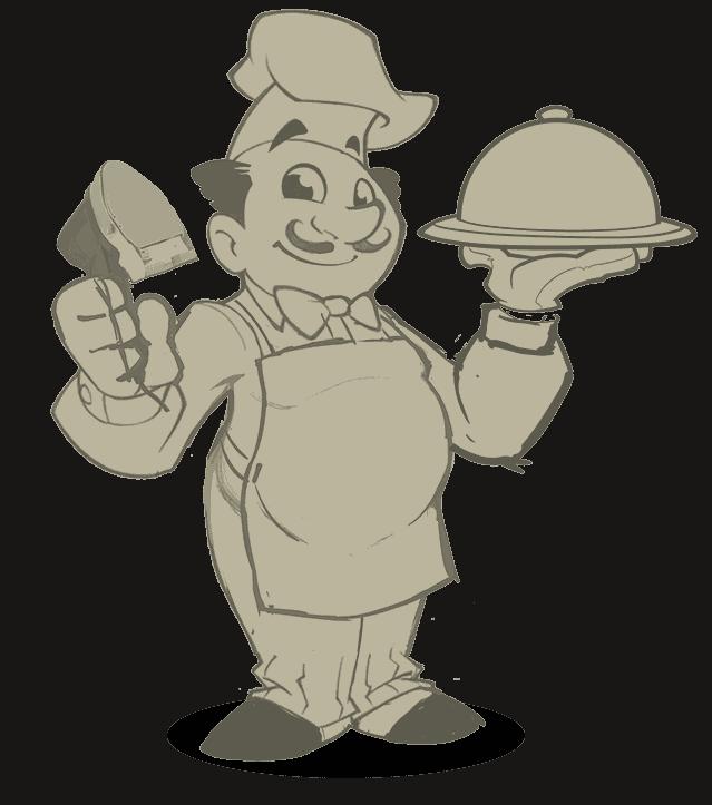 sketch mascot design