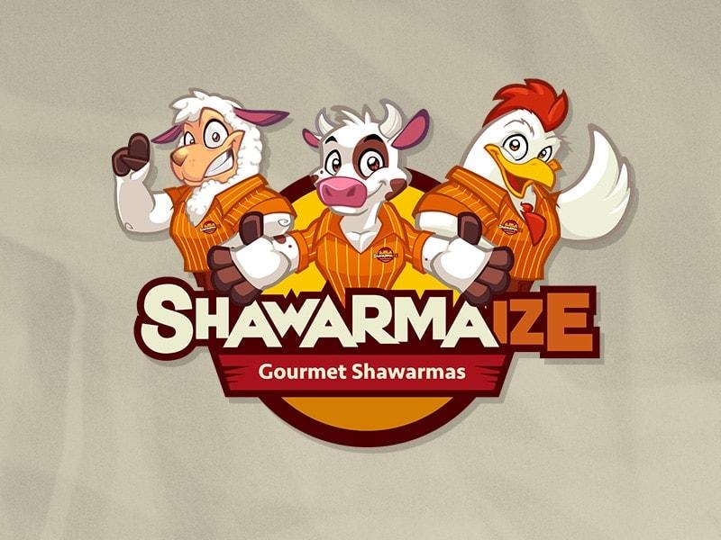 mascot-logo-shawarmaize
