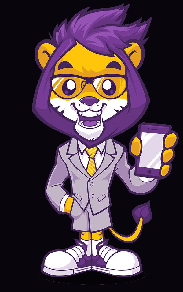 mascot design mobile