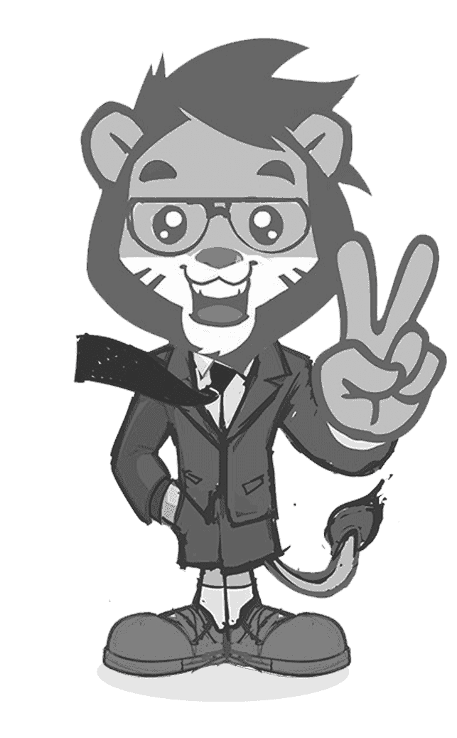 mascot design sketch
