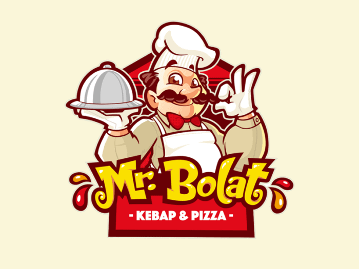 Mr Bolat logo