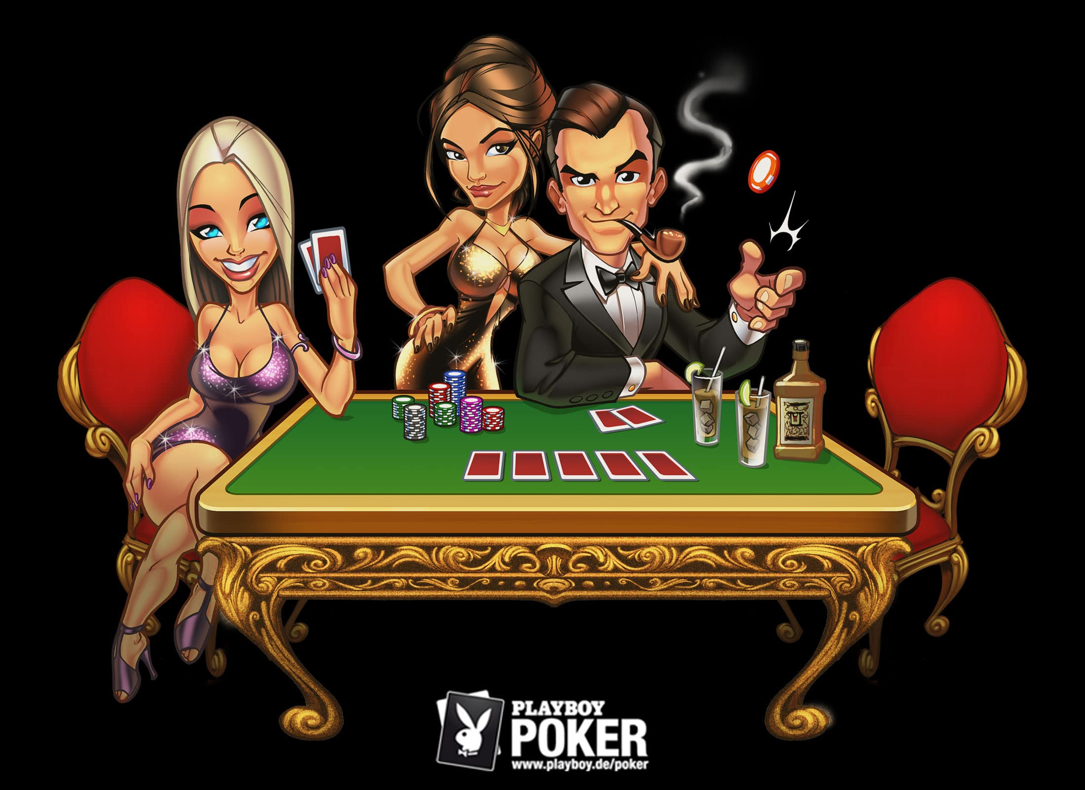 poker illustration 02
