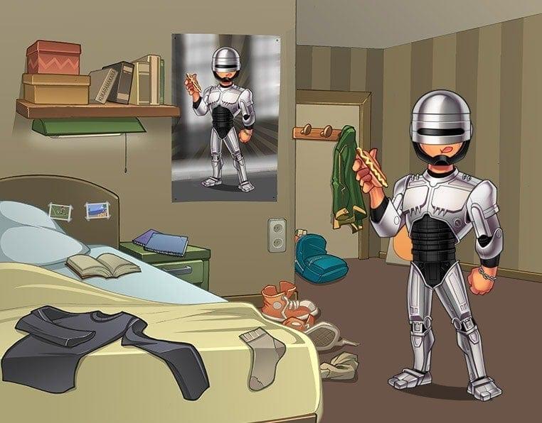 game background illustration 03