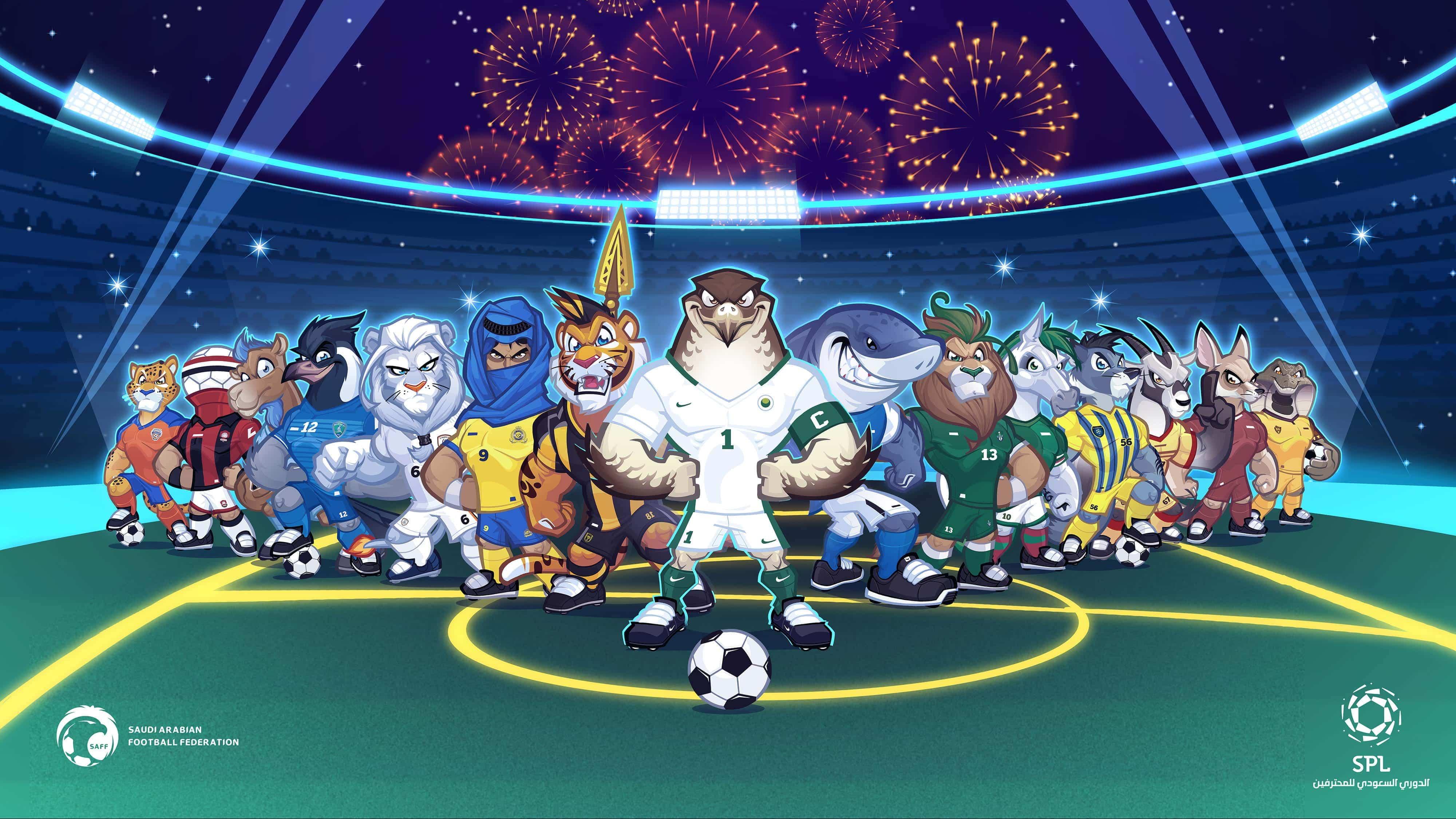 Mascotas Deportivas