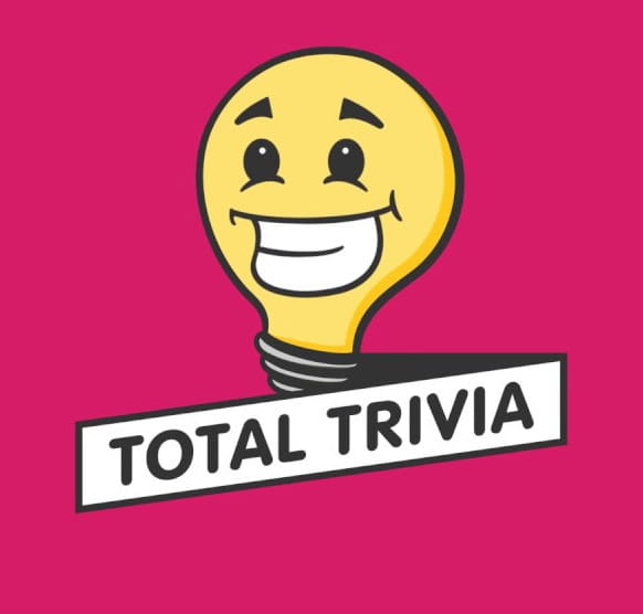 total trivia logo design