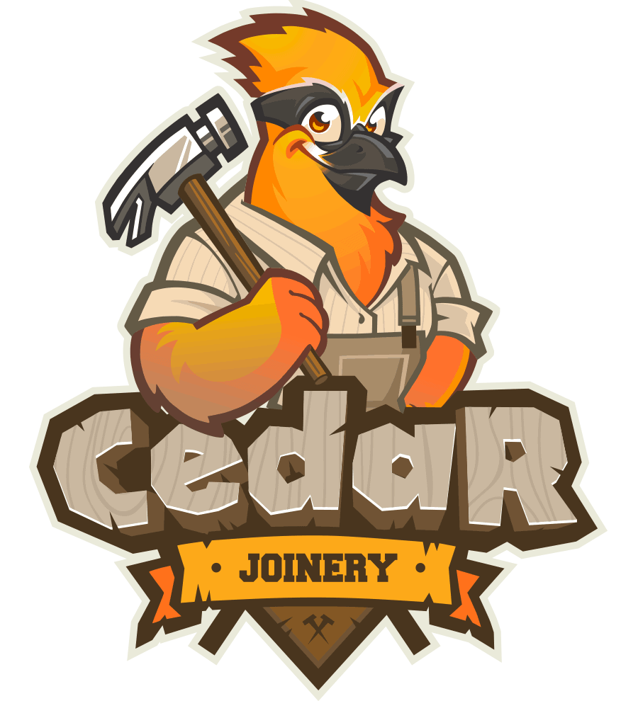 mascot logo dark