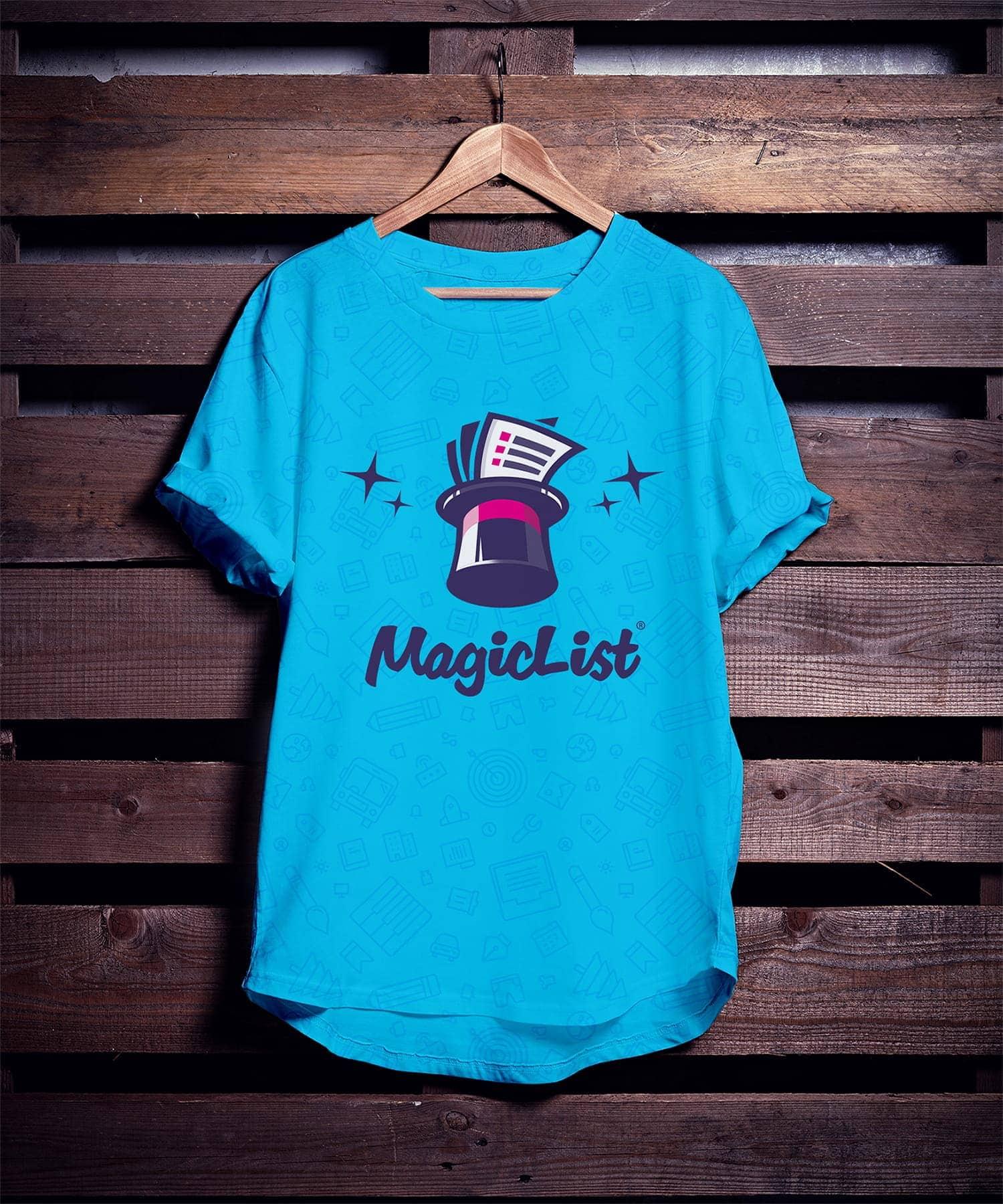 tshirt design magiclist