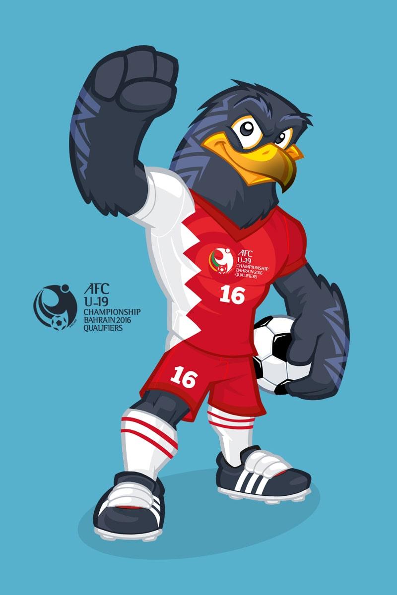 sport mascot design