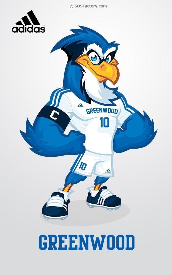 sport-mascot-greenwood