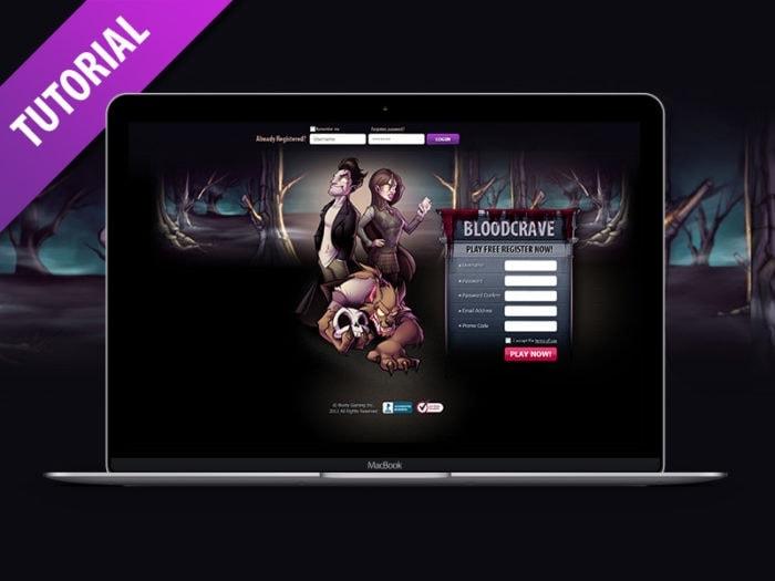 gaming-webdesign