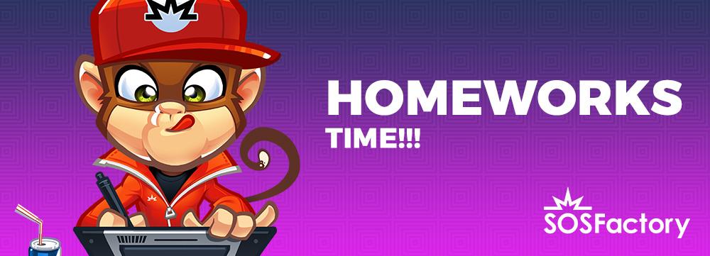 homeworks-time