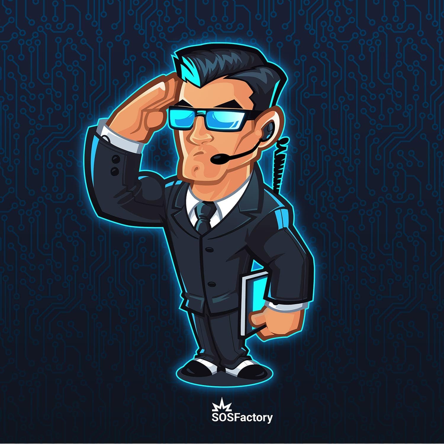 mascot design security