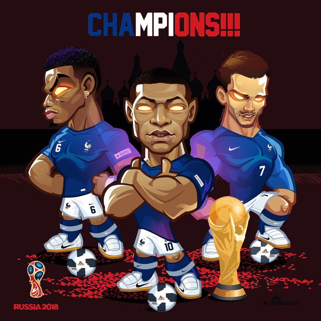 champions les blues