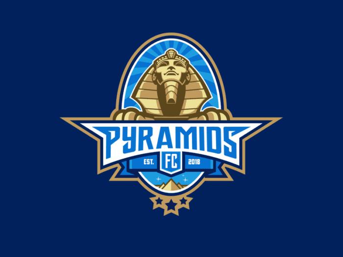 pyramidsfc logo design