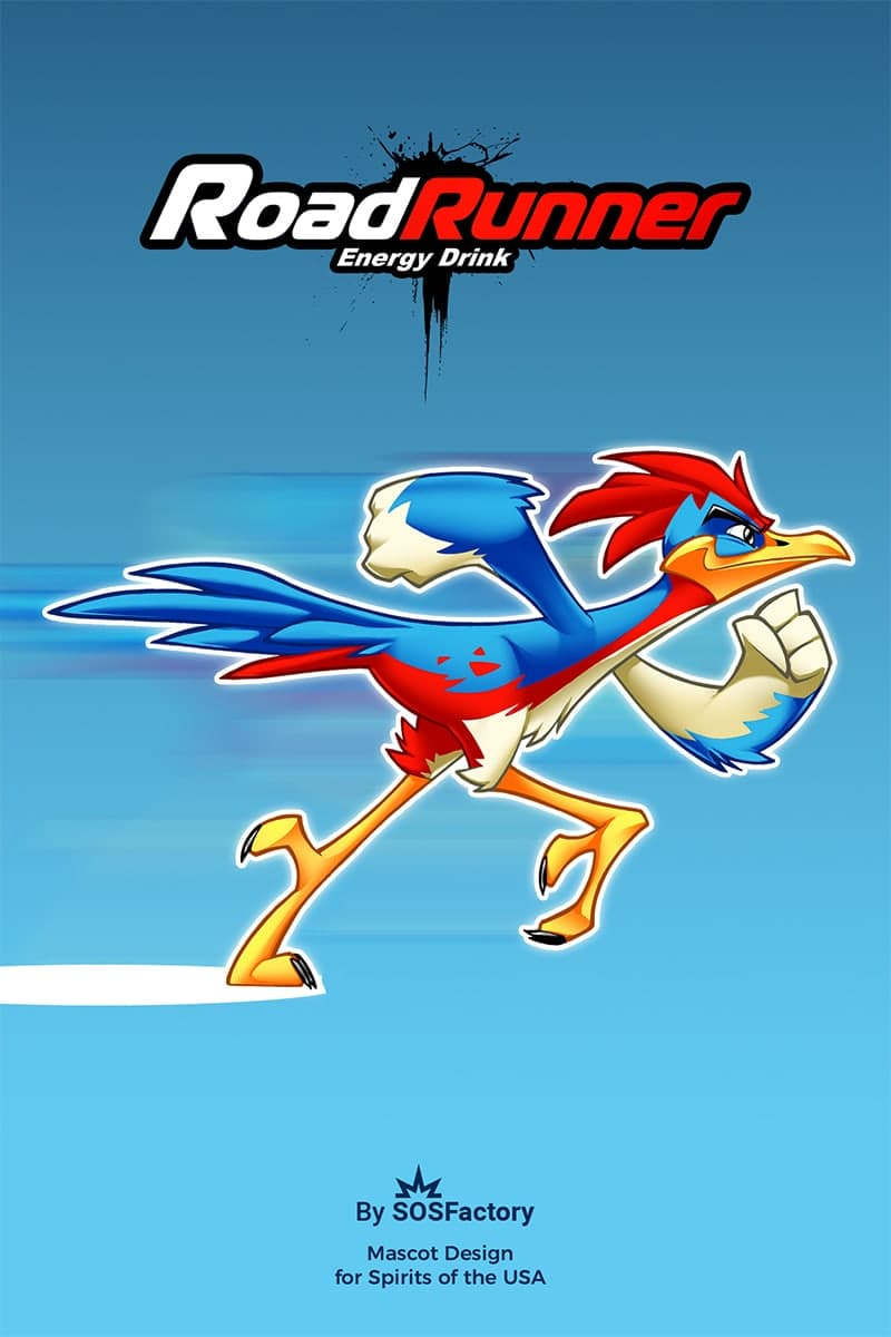 road runner character