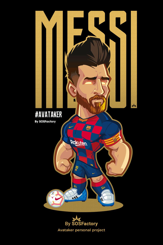 Messi Tshirt