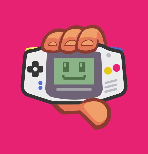 icono gameboy advance