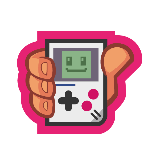 icono gameboy classic
