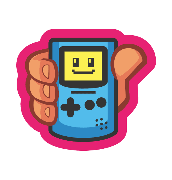 icon gameboy color