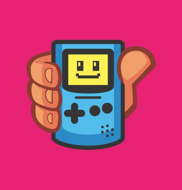 icono gameboy color