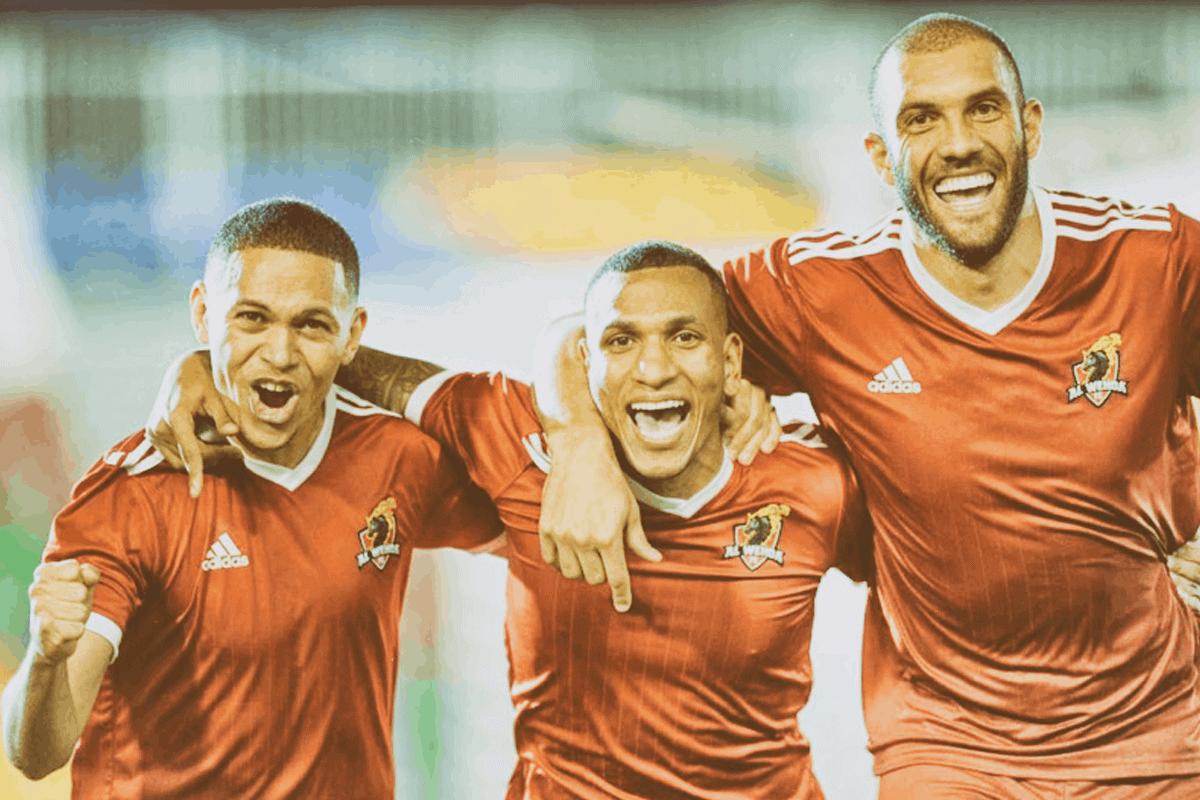 al-wehda team