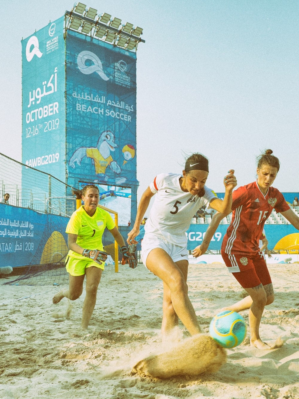 qatar 2019 awbg beach soccer female