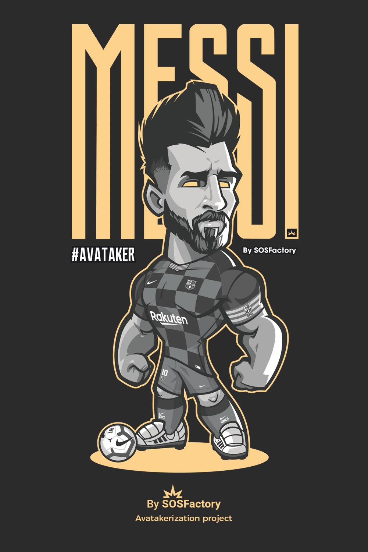 Lionel Messi avatar