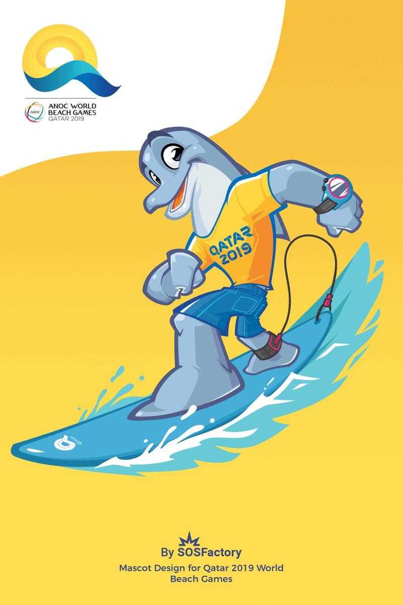 Dolphy Surf Qatar 2019