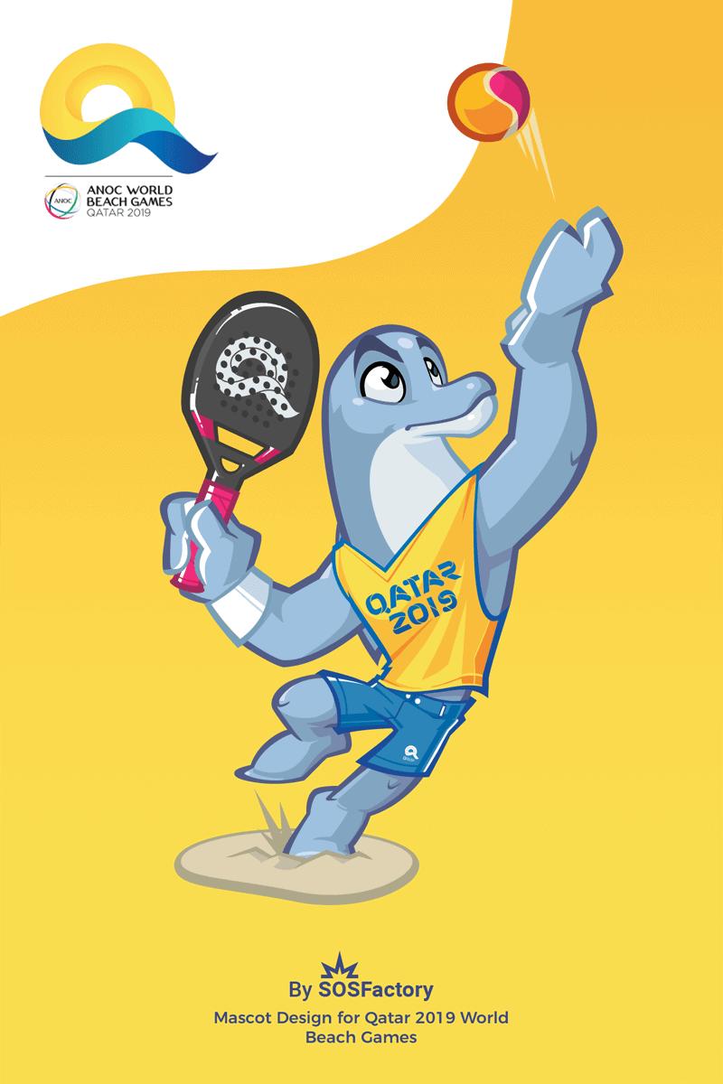 Dolphy Tennis Qatar 2019
