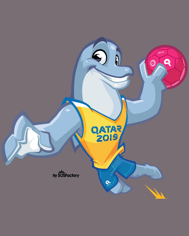 Dolphy Handball Qatar 2019